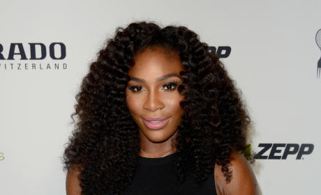 Serena Williams: Pregnant By Drake!?