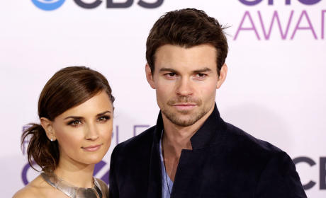 Daniel Gillies and Rachael Leigh Cook Welcome Baby #2!
