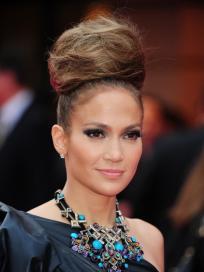J. Lo Hair
