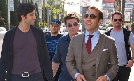 Entourage Movie Reviews: Oh... YEAH?