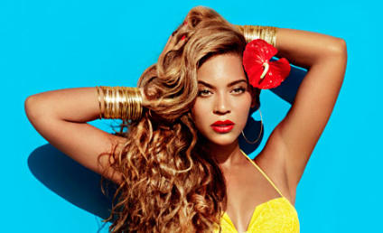 Beyonce Bikini Pics: Hot! For H&M!