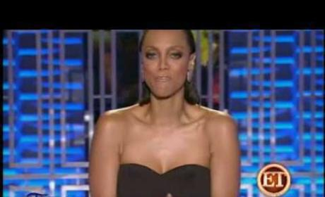 Tyra Banks' Real Hair: Revealed!