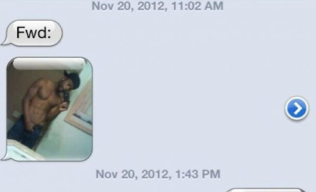 13 Naked Text Message Fails: OOPS! Wrong Number!