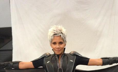 X-Men: Days of Future Past Storm Set Photo Drops