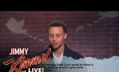 NBA Stars Read Mean Tweets About Themselves