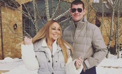 Mariah Carey: Engaged to James Packer!