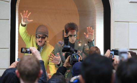 Ben Stiller and Owen Wilson Promote 'Zoolander No. 2'