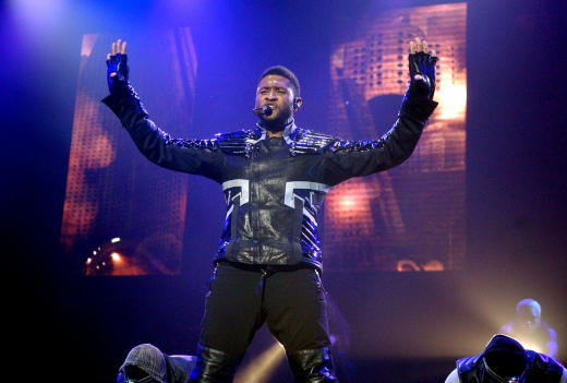 Usher in The Netherlands
