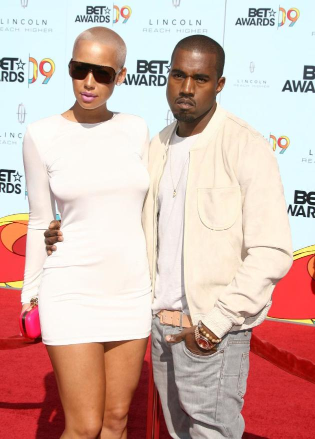 BET Awards Couple