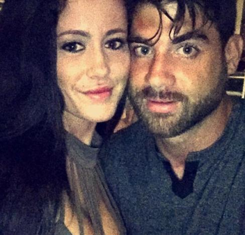 Jenelle Evans, David Eason Photo