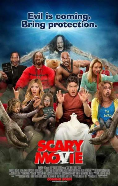 Scary Movie 5 Poster