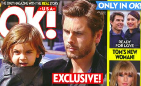 Scott Disick to Undergo DNA Test, Prove Mason Dash Paternity?