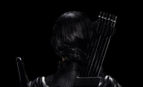 Jennifer Lawrence Mockingjay Poster: She's Fully Clothed!