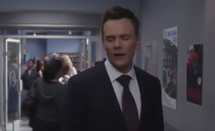 Community Season 5 Footage: Getting Dark in Here