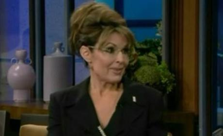 Palin on Tonight Show II