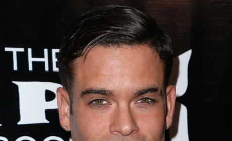 Mark Salling Arrested on Child Pornography Charges