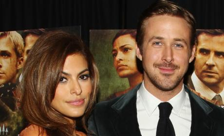 Ryan Gosling and Eva Mendes: On the Rocks Over Her Jealousy Issues?