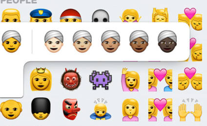 New Emojis Released by Apple: Where's the Middle Finger?!?