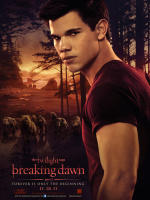 Breaking Dawn Poster: Jacob