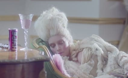 Kim Kardashian: Hyped Up as Audrey Hepburn & Marie Antoinette!