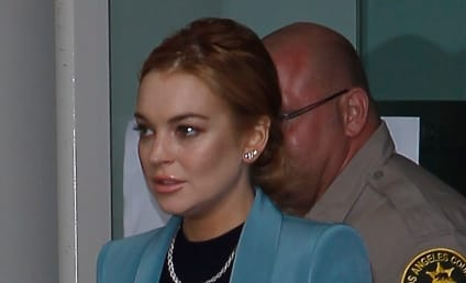 Lindsay Lohan to Star in Scary Movie 5?