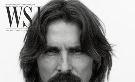 Christian Bale on WSJ