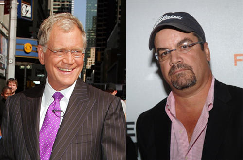 Halderman and Letterman