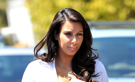 Kim Kardashian Pregnancy: SO Painful!