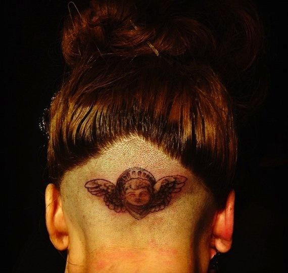 Gaga Tattoo