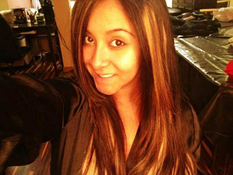 Snooki, No Makeup
