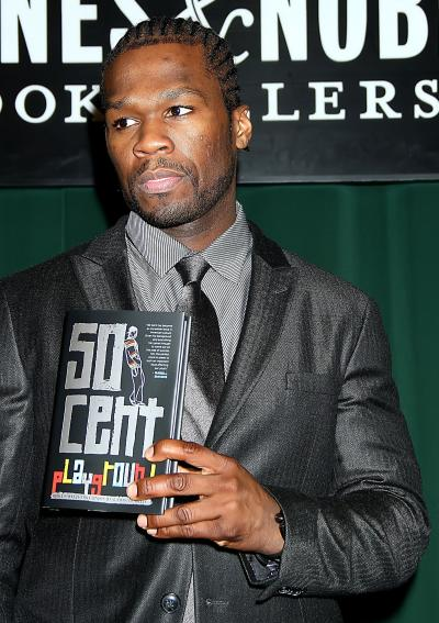 50 Cent, Book