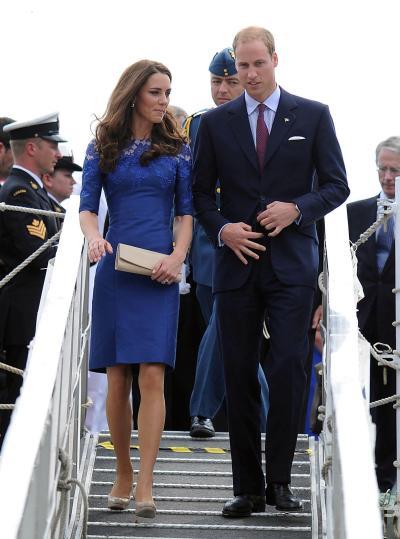 Prince and Kate