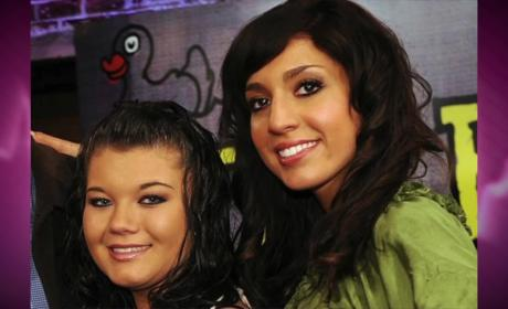 Amber Portwood: Farrah Abraham and I Used to HATE Each Other