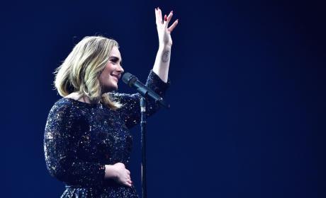 "Adele Likens Beyonce to ""Jesus F-ckin Christ"""