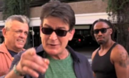 Charlie Sheen Threatens Chuck Lorre Following Two and a Half Men Diss: You Must feel Safe, Motherf--ker!