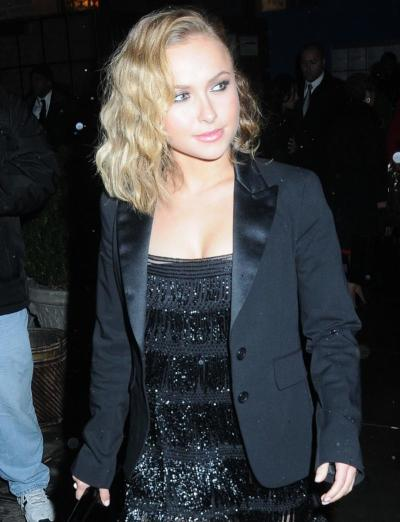 Curly-Haired Hayden