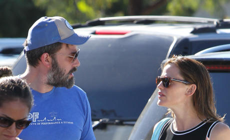 Ben Affleck: Pissed at Jennifer Garner For Nanny Comments?
