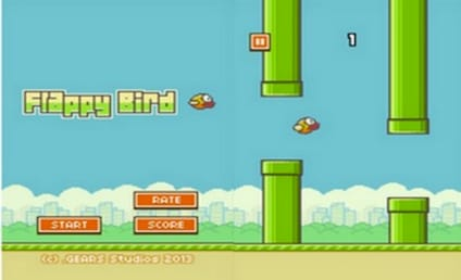 "Flappy Bird Taken Down From App Stores; Developer ""Cannot Take This Anymore"""