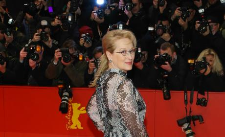 Meryl Street: 66th Berlinale International Film Festival Premier of 'Hail, Caesar!'