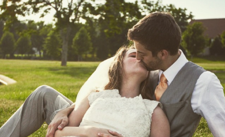 Jill Duggar Celebrates Six Months of Marriage to Derick Dillard, Shares Wedding Album