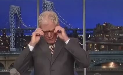 David Letterman Urges Viewers Not to Vote For Mitt Romney Until He Comes on Show