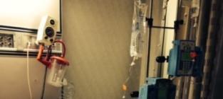 Deryck Whibley Hospital Photo
