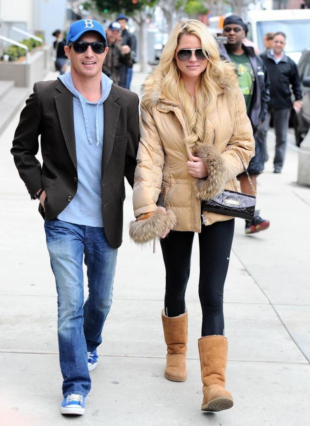 Lane Garrison and Ashley Mattingly