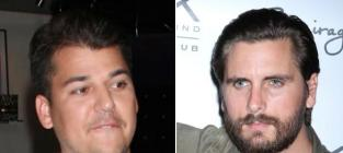Rob Kardashian: Hankering to Beat Up Scott Disick For Cheating on Kourtney?