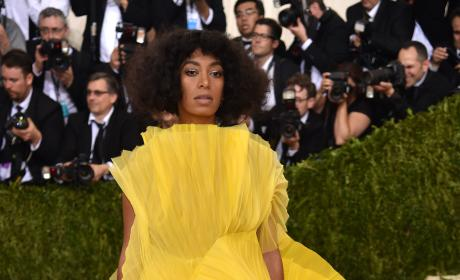 Solange Knowles: 2016 Costume Institute Gala