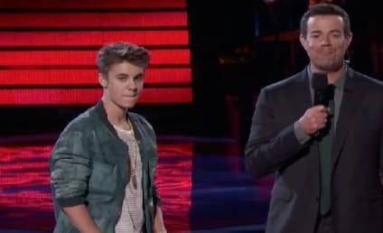 Justin Bieber Makes Epic Announcement on The Voice Results Show