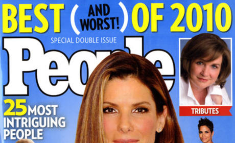 The People Magazine Woman of the Year is ...