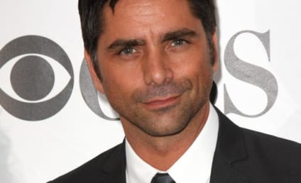 John Stamos: Pantsless For Paper Magazine