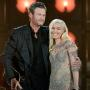 Gwen Stefani & Blake Shelton Celebrate One-Year Anniversary!