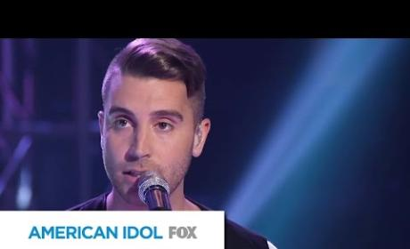 "Nick Fradiani - ""I Won't Give Up"""